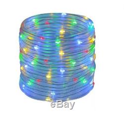 46ft Rope Strip Waterproof Outdoor Indoor String Awning Camping Dorm LED Lights