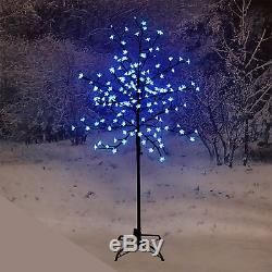 5ft 1.5m Led Cherry Blossom Tree 150 Lights Outdoor / Indoor Christmas