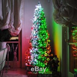6/7ft Twinkly LED Smart App Controlled Pre Lit Christmas Tree Indoor Home