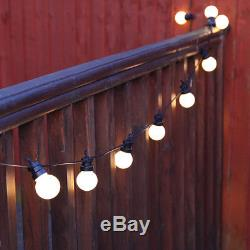 Connectable Outdoor Garden Festoon Industrial Party Fairy String Led Lights