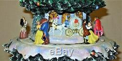 Disney 50-Character Tabletop Christmas Tree Motion Decoration Musical LED Lights