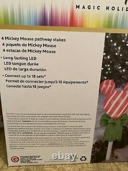 Disney Magic Holiday Mickey Mouse Color Morphing LED Lights