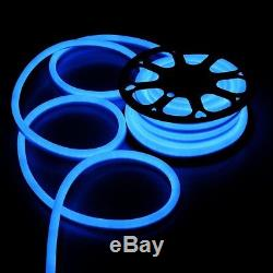 LED Flexible Neon Rope Light Room Party Commercial Lighting Strip Outdoor 110V