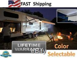 LED Motorhome RV Awning Lights #1 BEST Christmas GIFT people who go camping