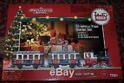 Lgb Christmas Set 72304+extras, Lgb Steel Wheels+led Lighting+anti-flicker Caps