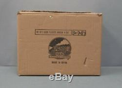 MTH 30-7087 O Canadian Pacific Christmas 50' Boxcar Set with LED Lights LN/Box