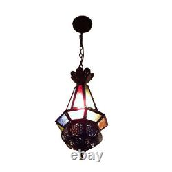 Moroccan Style 12W LED Pendant Light Fixture Ceiling Lamp Hanging Lighting Aisle