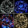 Super Bright Led Cluster Lights Multi Action Xmas Christmas With Memory & Timer