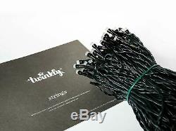 Twinkly 225 LED String Lights Customizable App Controlled WiFi Enabled
