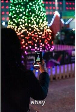 Twinkly App Control String Light With 250 Multicolor RGB+W LED Lights
