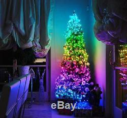 Twinkly Generation II 600 LED String Lights Customizable, App Controlled