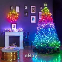 Twinkly Smart App Controlled Christmas Tree LED Lights Outdoor Indoor PRE-ORDER