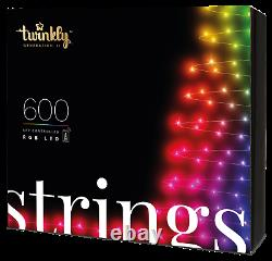 Twinkly Strings 600 LEDs Multicolour RGB /Same Day Dispatch From Sydney
